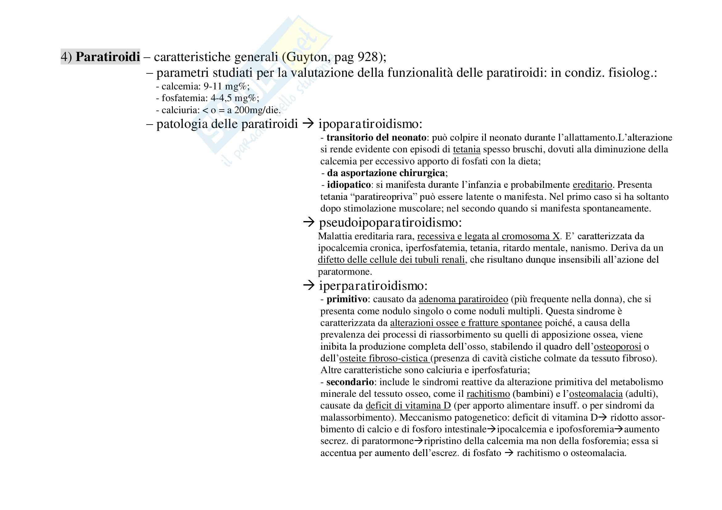 Schemi patologia generale Pag. 31