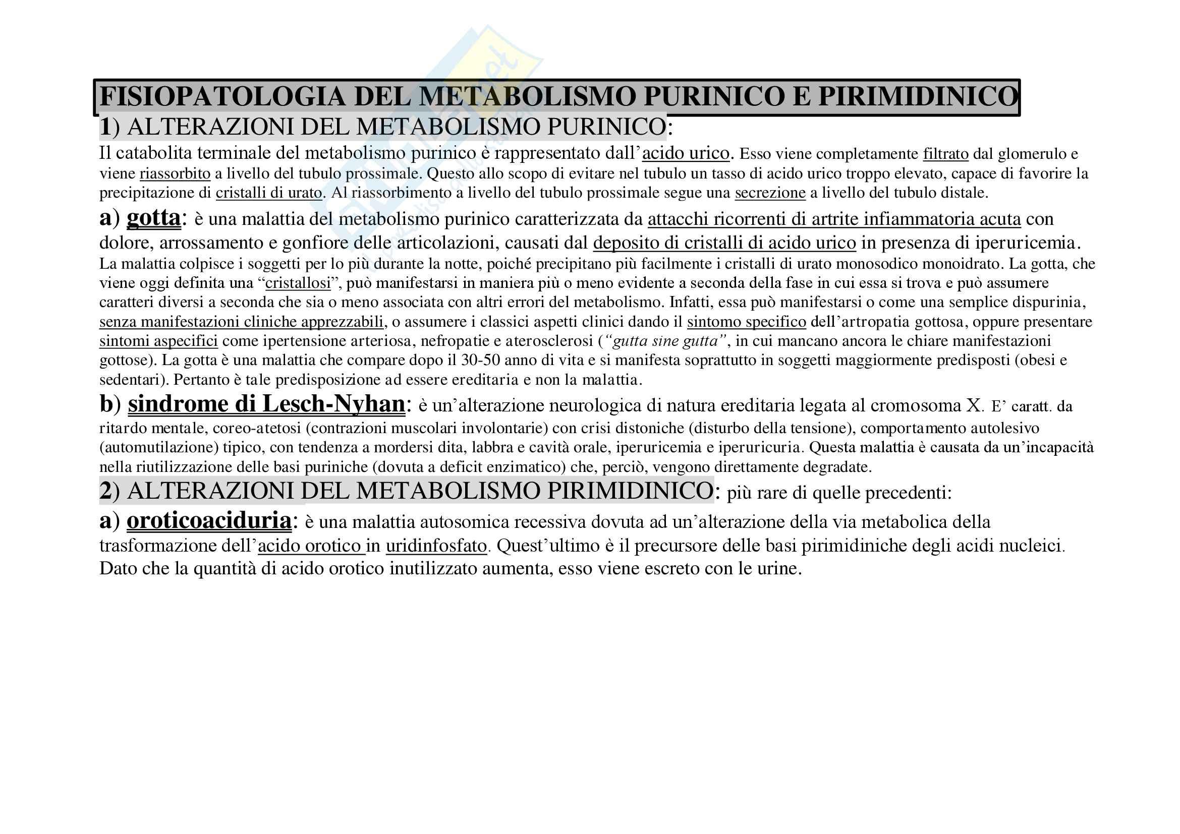 Schemi patologia generale Pag. 46