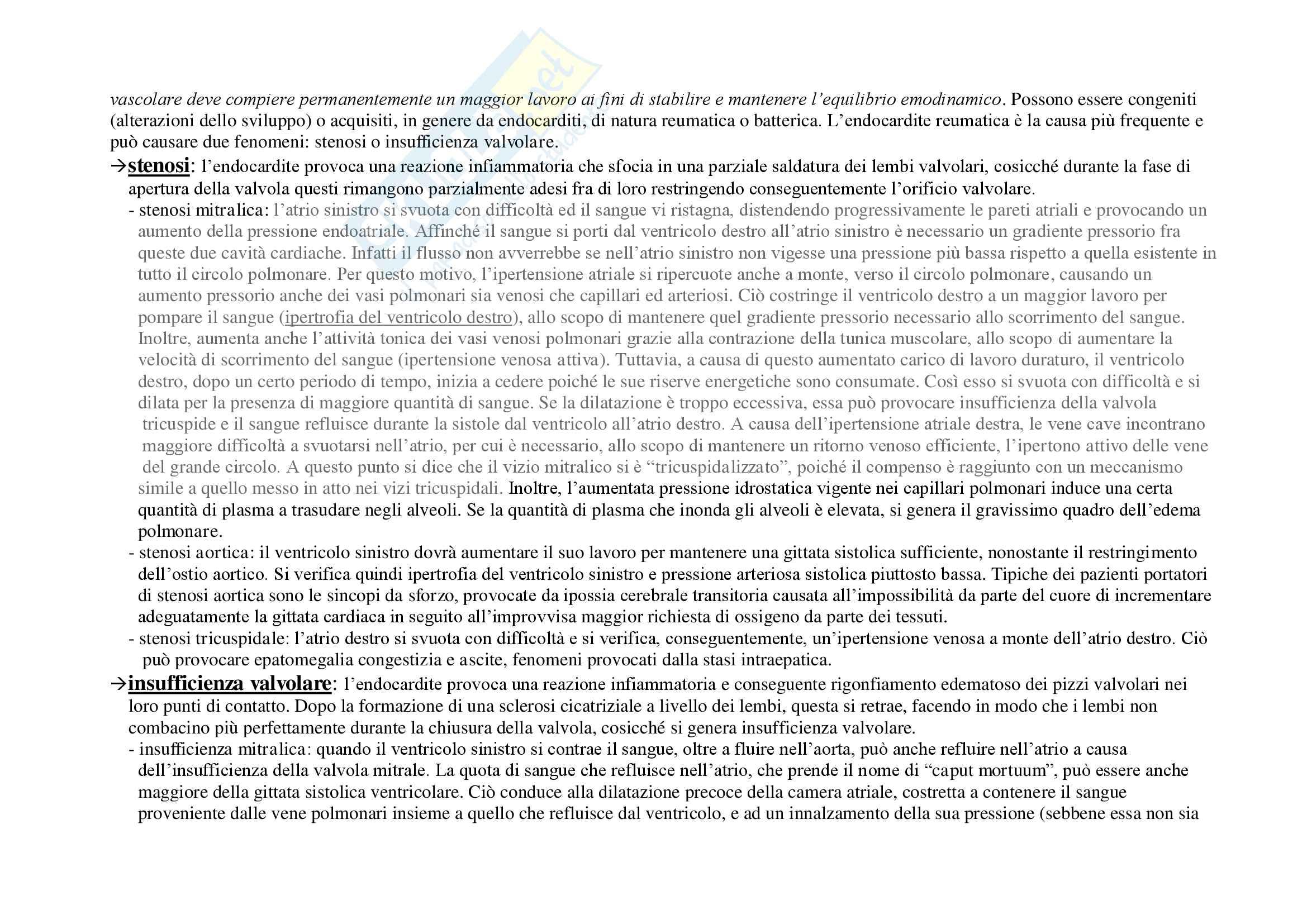 Schemi patologia generale Pag. 61