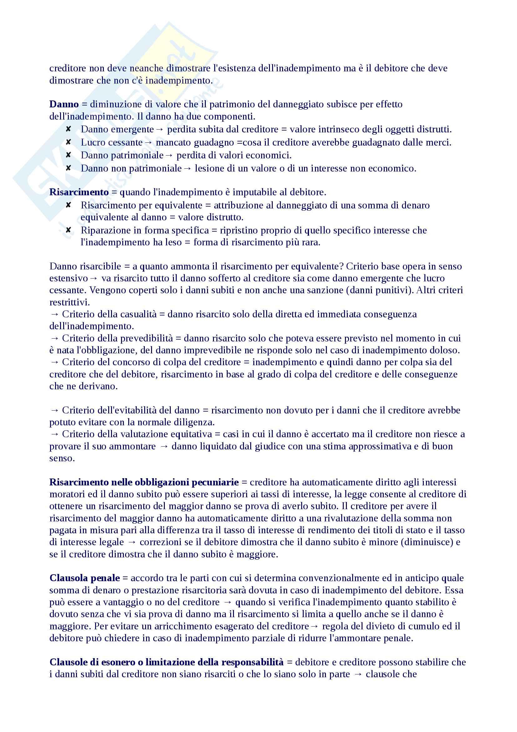 Riassunto diritto privato 1, libro consigliato Roppo Pag. 51