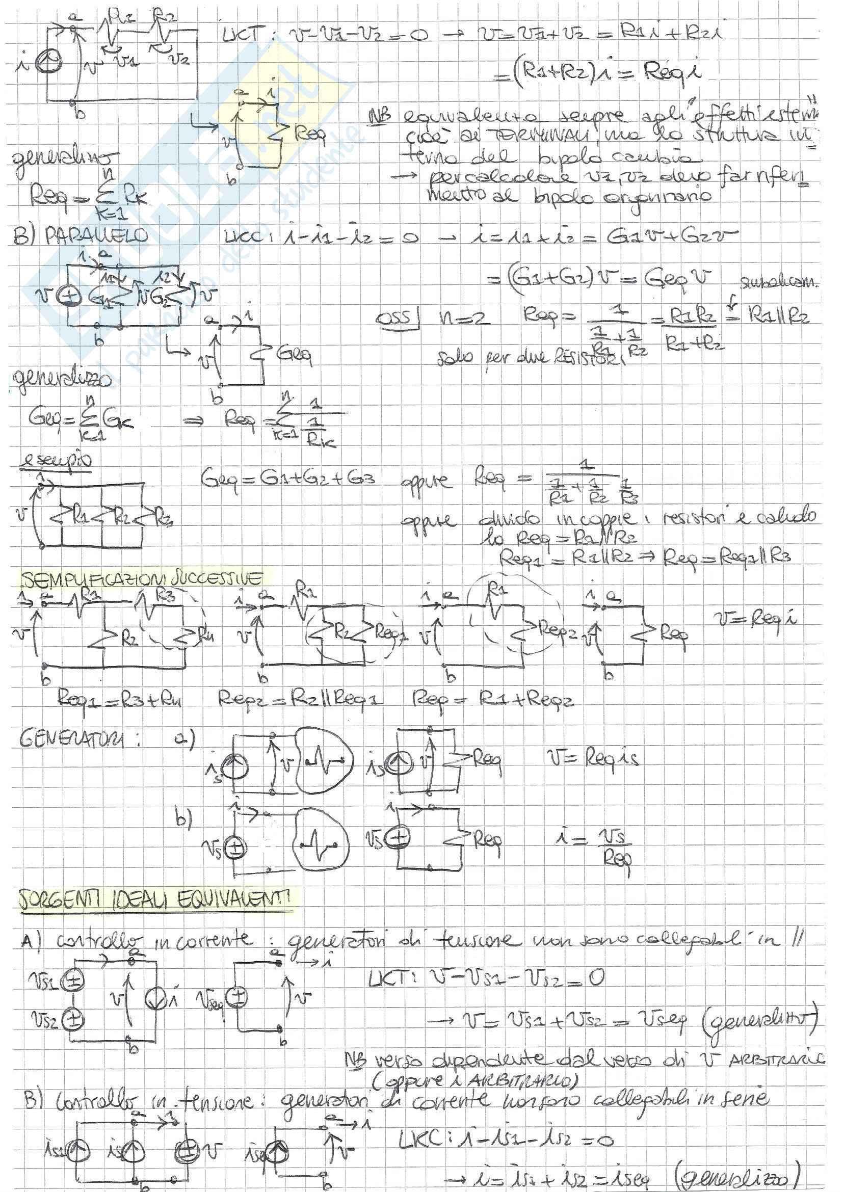 Elettrotecnica - Teoria Pag. 6