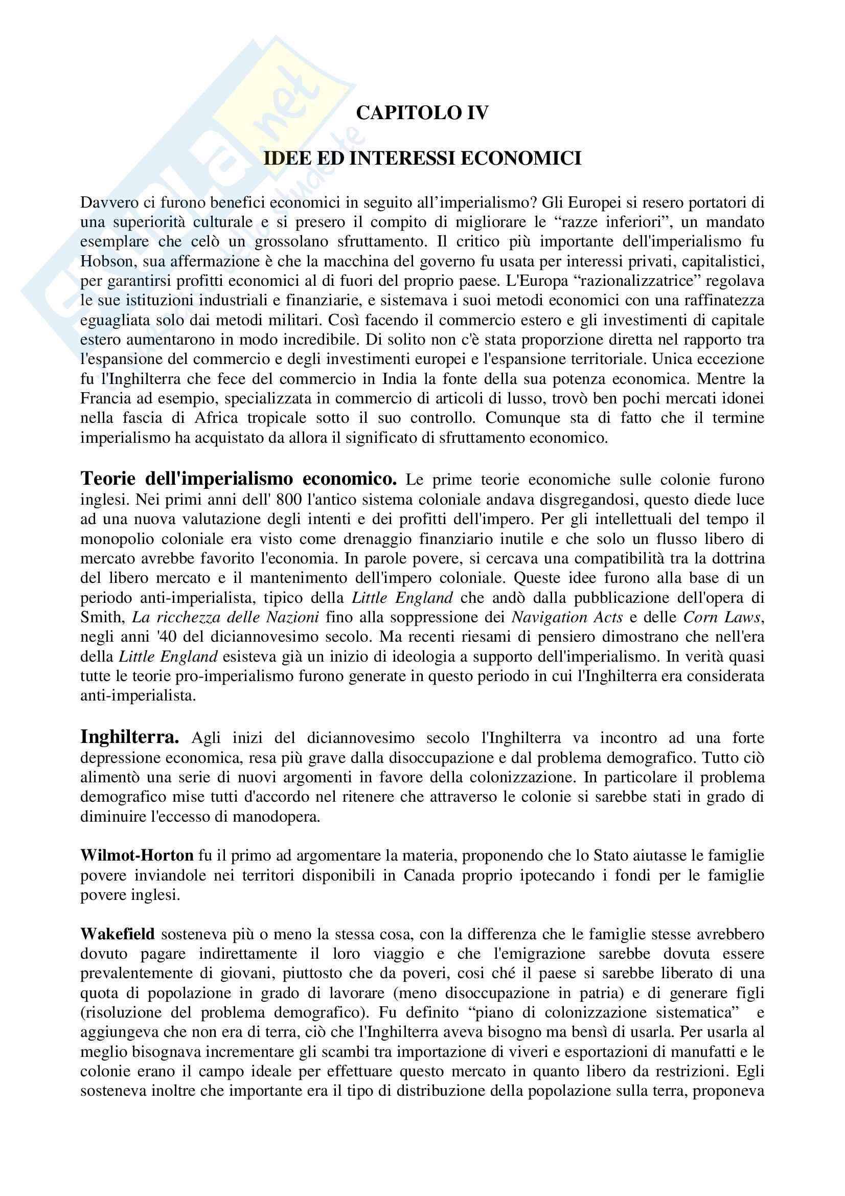 Riassunto esame Storia Contemporanea, prof. Gissi, libro consigliato L'Alba Illusoria, Betts Pag. 16