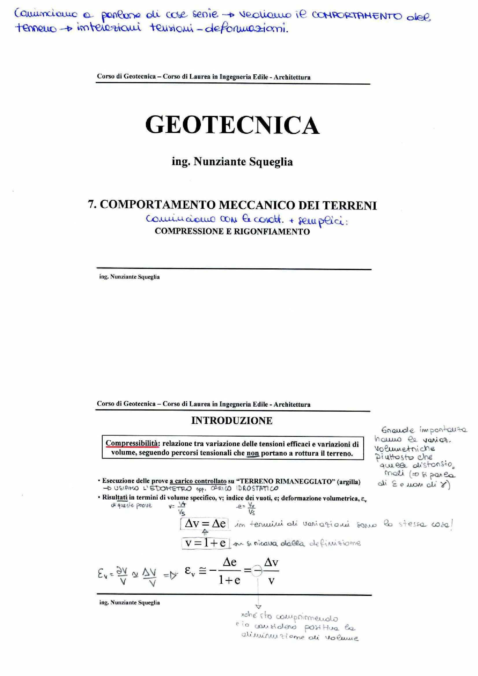 Geotecnica- Appunti Pag. 41