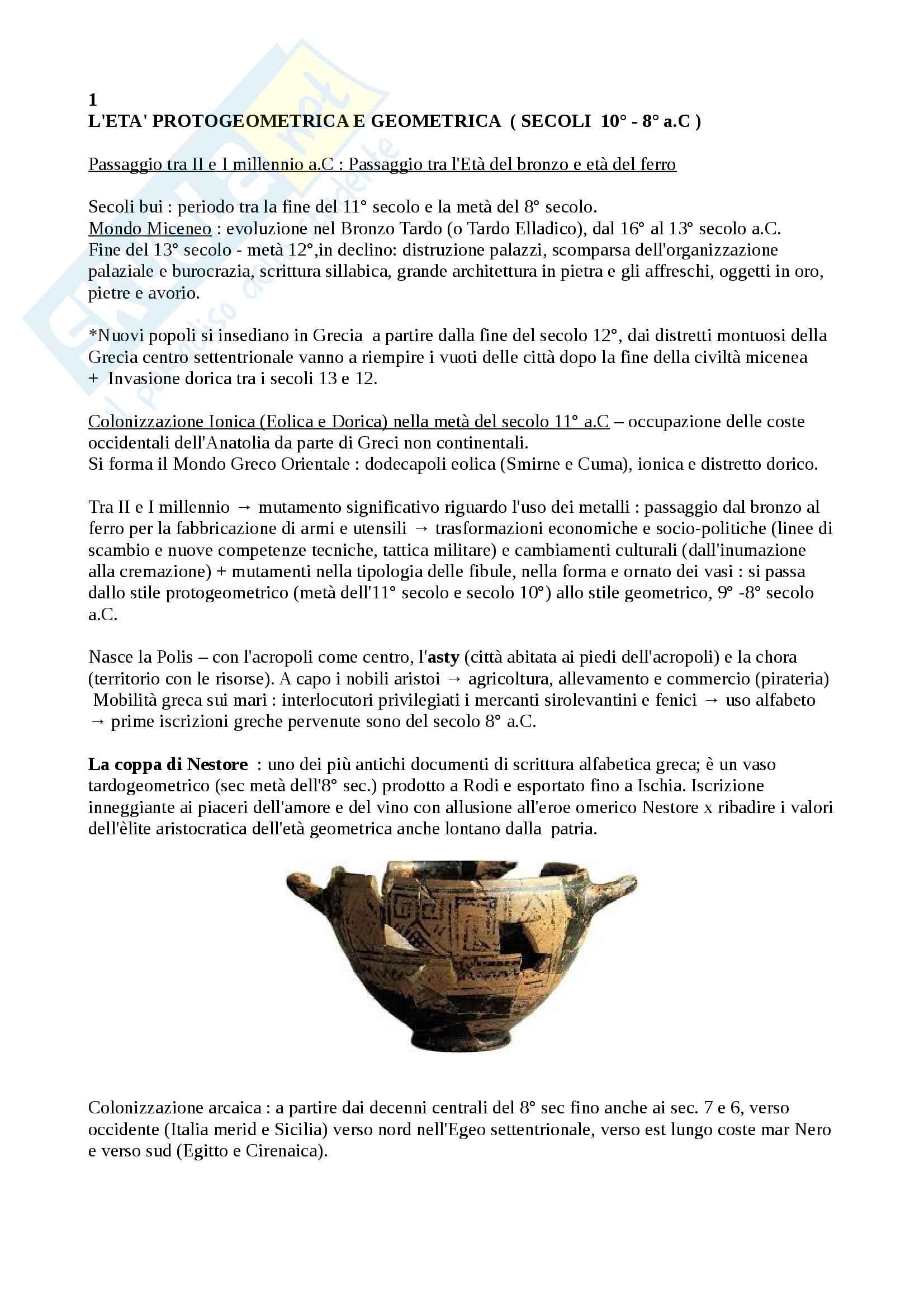 Archeologia Greca