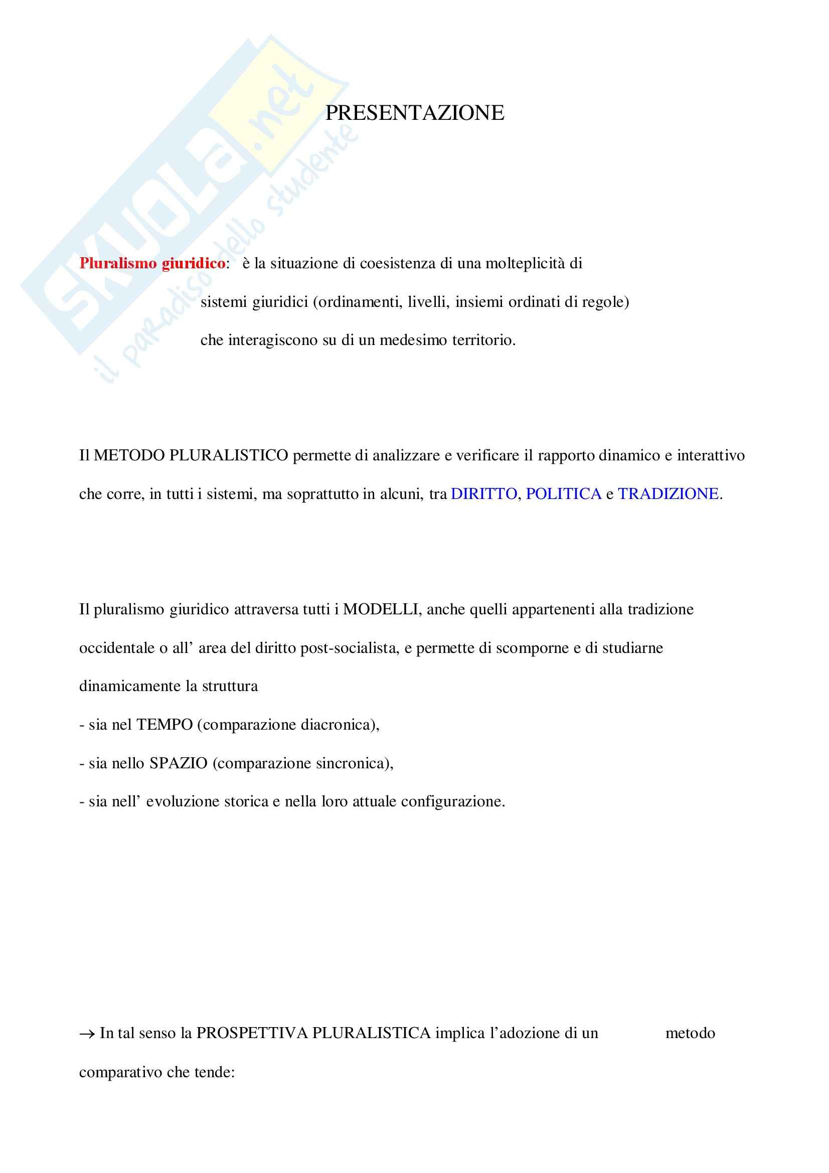 Riassunto esame Diritto amministrativo, prof. D'Alberti, libro consigliato Il modello pluralista, Guadagni