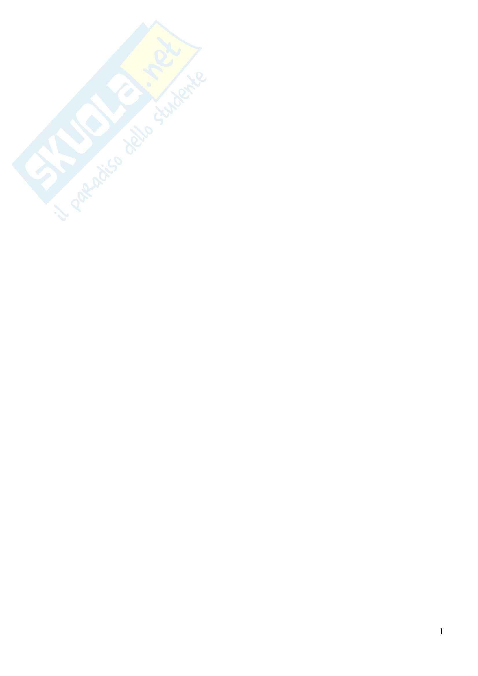 Riassunto esame Storia contemporanea, prof. Scirocco, libro consigliato La politica internazionale nel Novecento, Formigoni