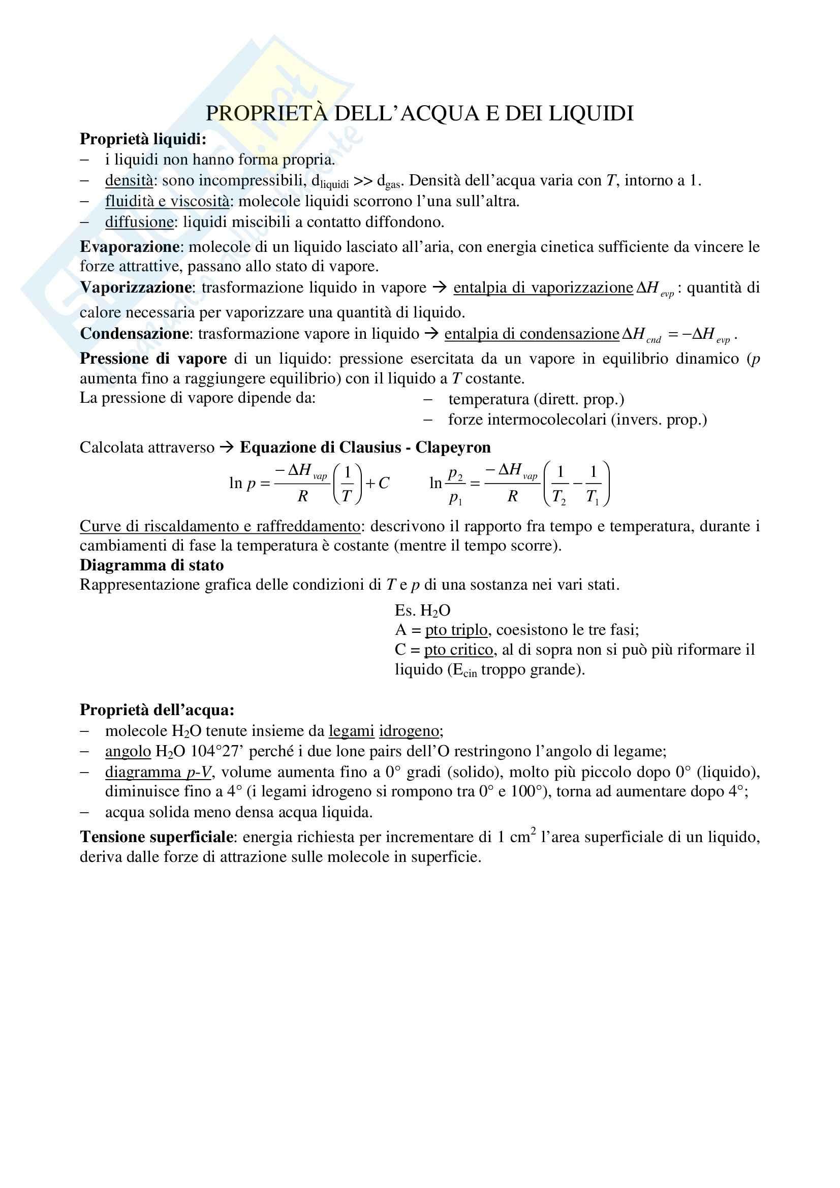 Riassunto esame Chimica, prof. Cardellini, libro consigliato Mindtools: strategie per il problem solving in chimica Pag. 11
