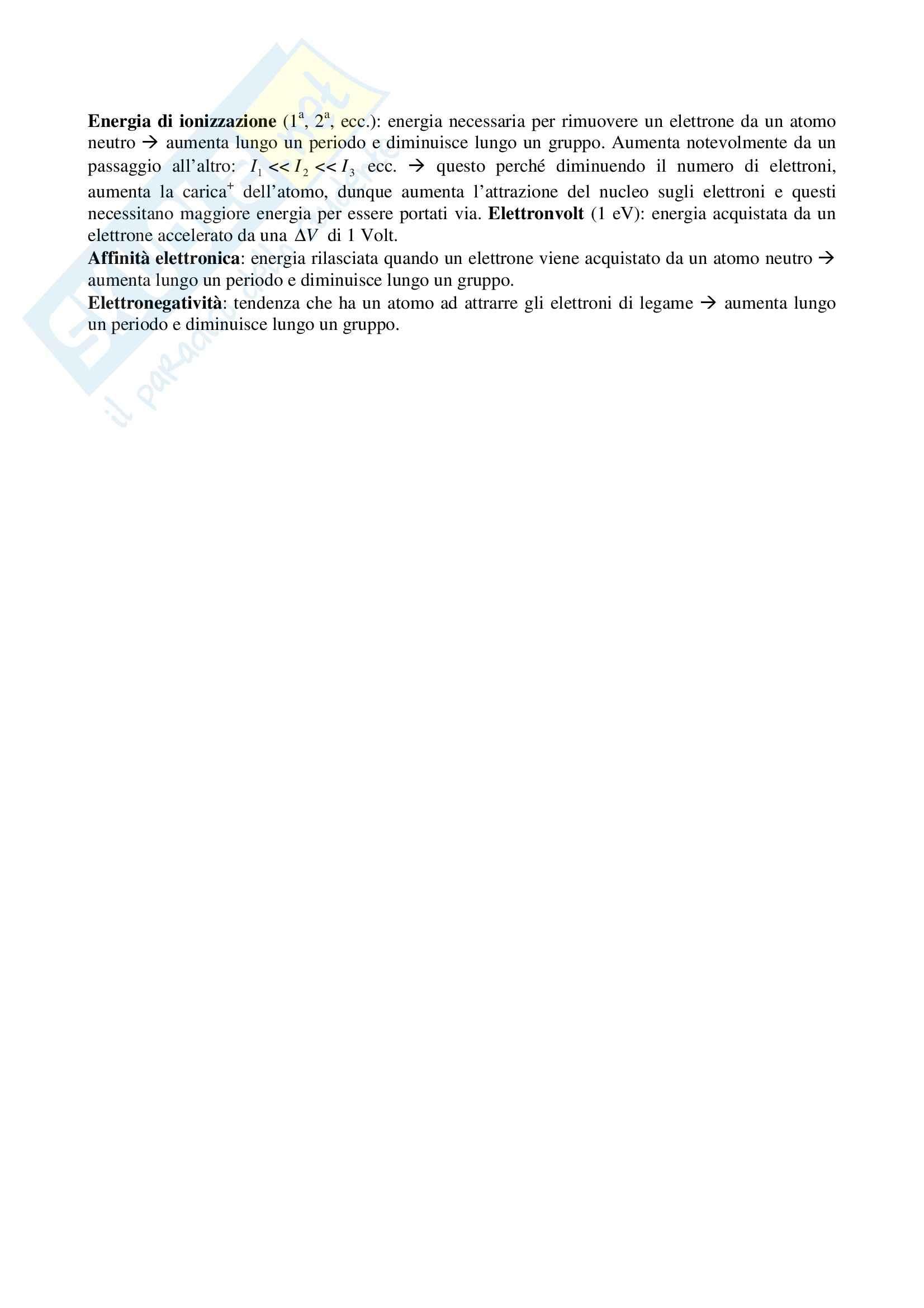 Riassunto esame Chimica, prof. Cardellini, libro consigliato Mindtools: strategie per il problem solving in chimica Pag. 6