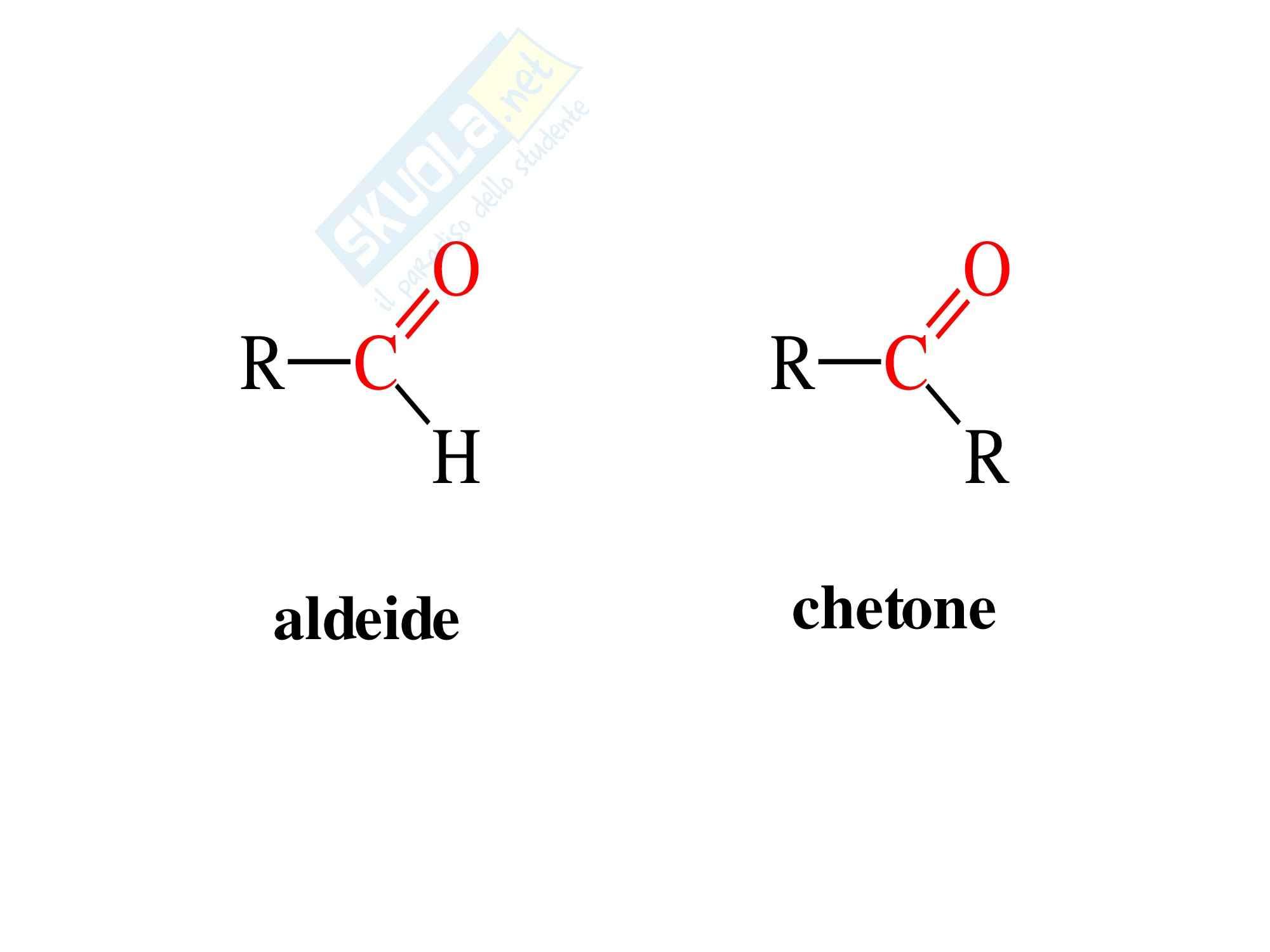 Aldeide e Chetone