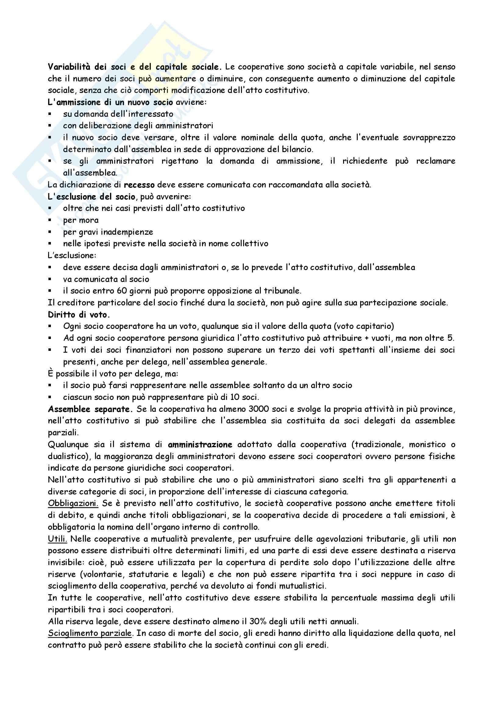 Diritto commerciale -  nozioni fondamentali Pag. 86