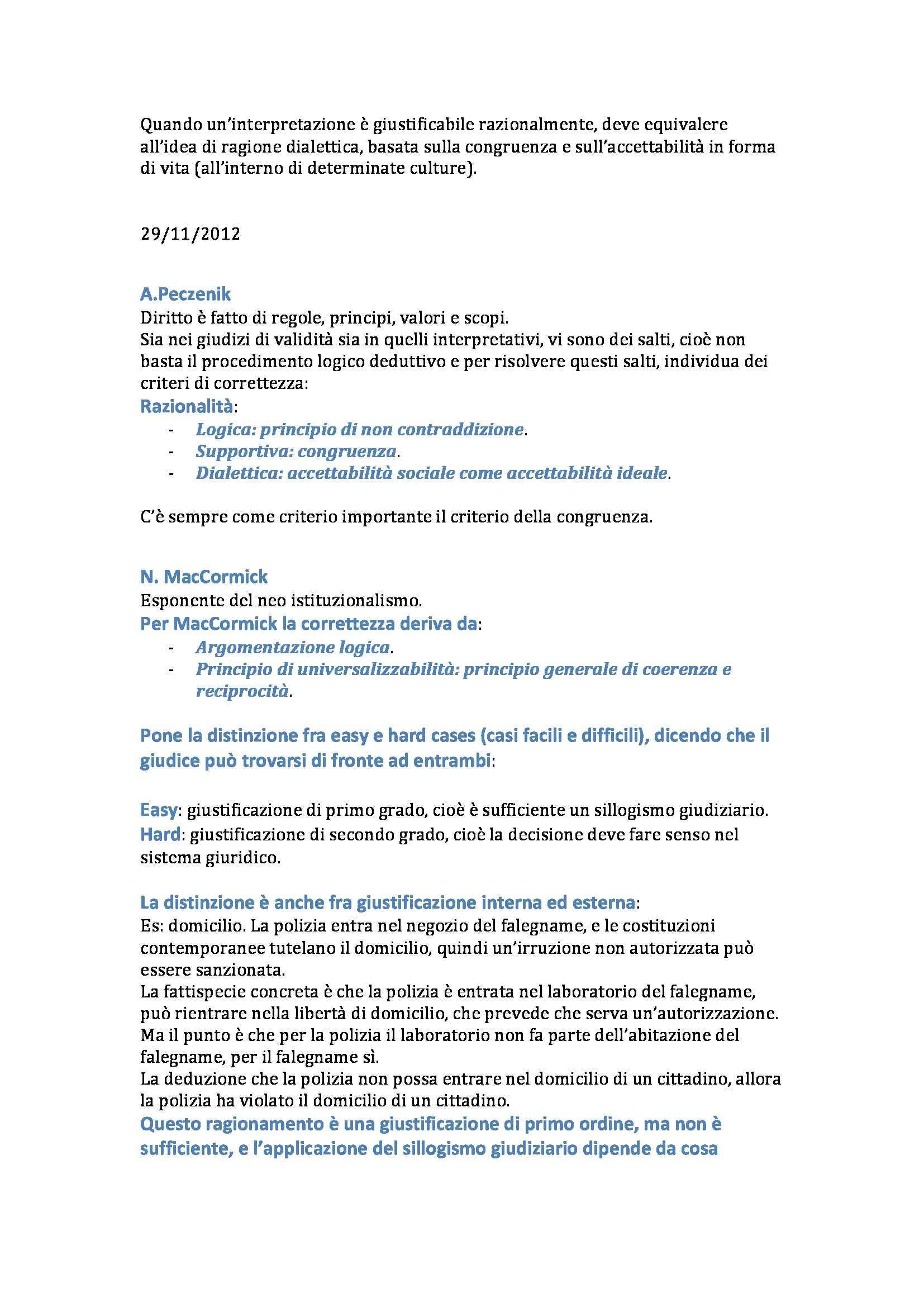 Filosofia del diritto - Appunti Pag. 61