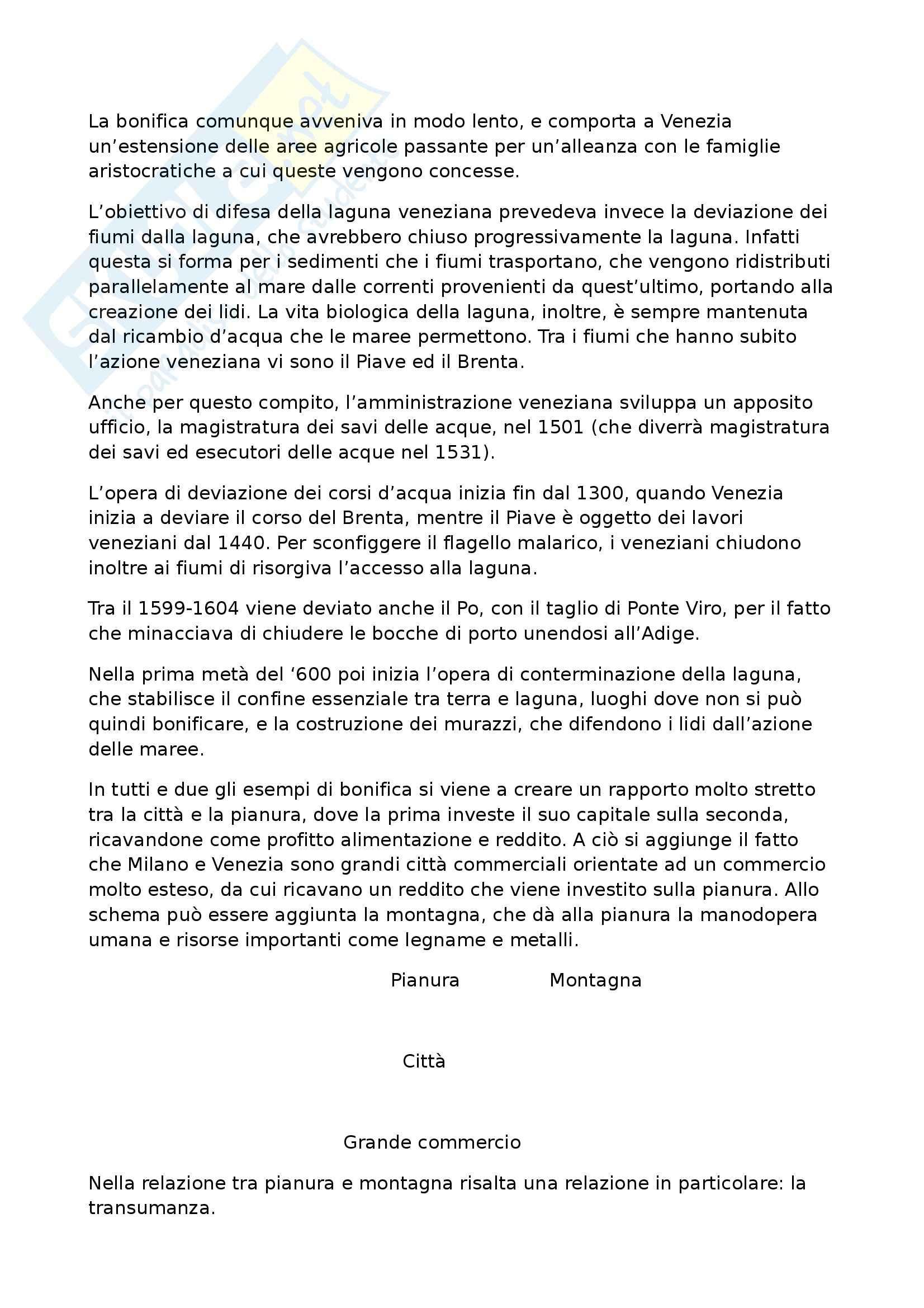Riassunto esame Geografia Storica, prof. Pase, libro consigliato Civiltà ed Imperi del Mediterraneo nell'Età di Filippo II, Braudel Pag. 11