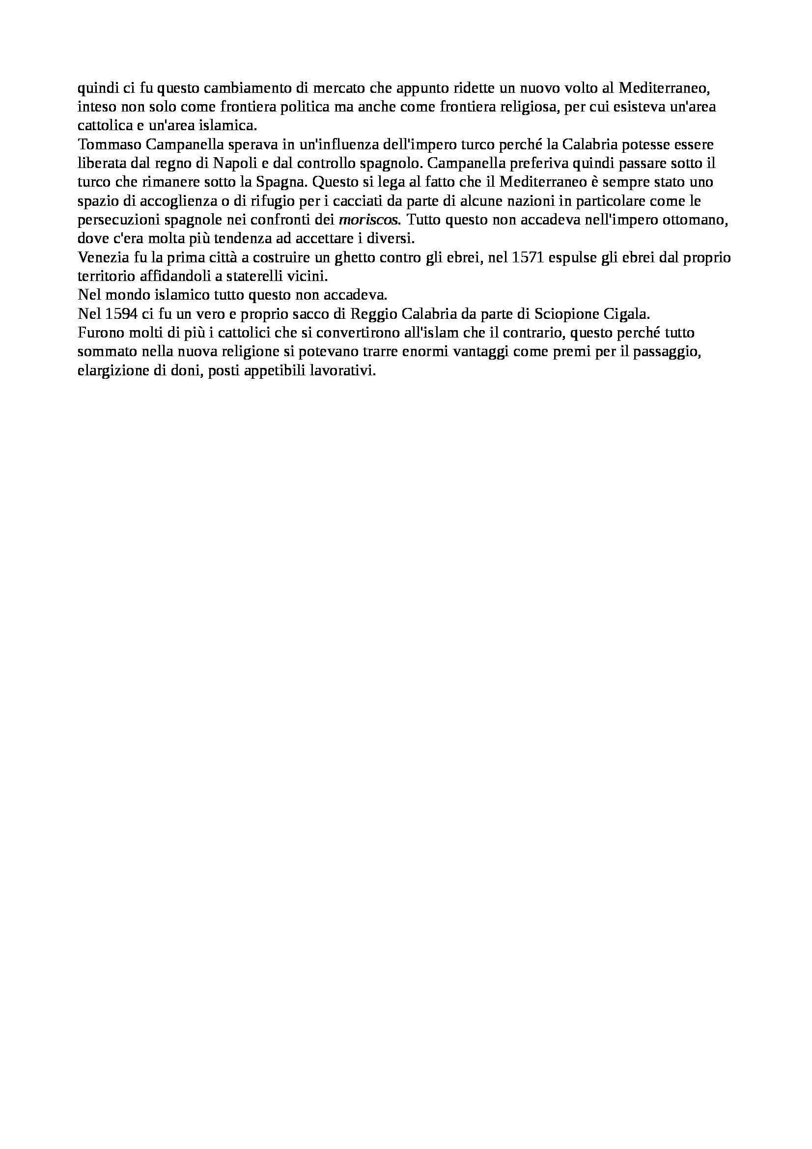 Storia moderna - Appunti lezioni Pag. 16