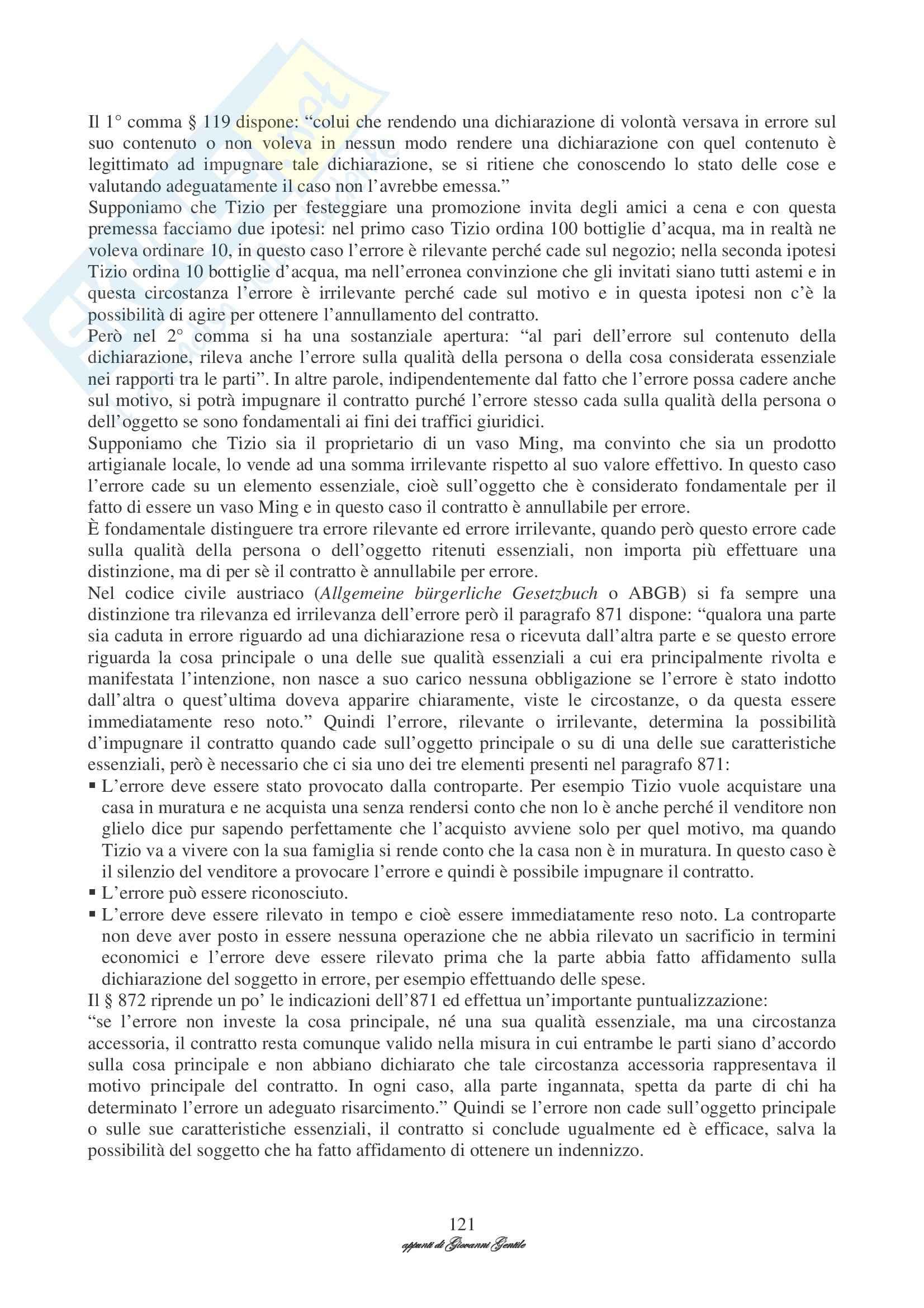 Diritto privato comparato Pag. 121