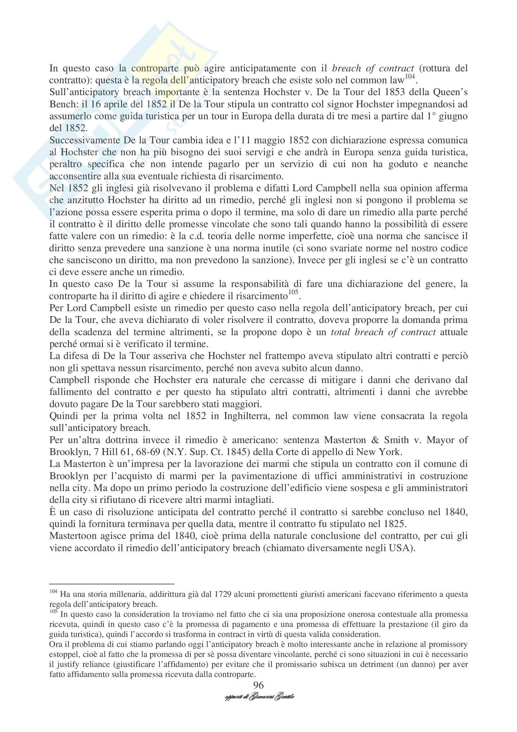 Diritto privato comparato Pag. 96