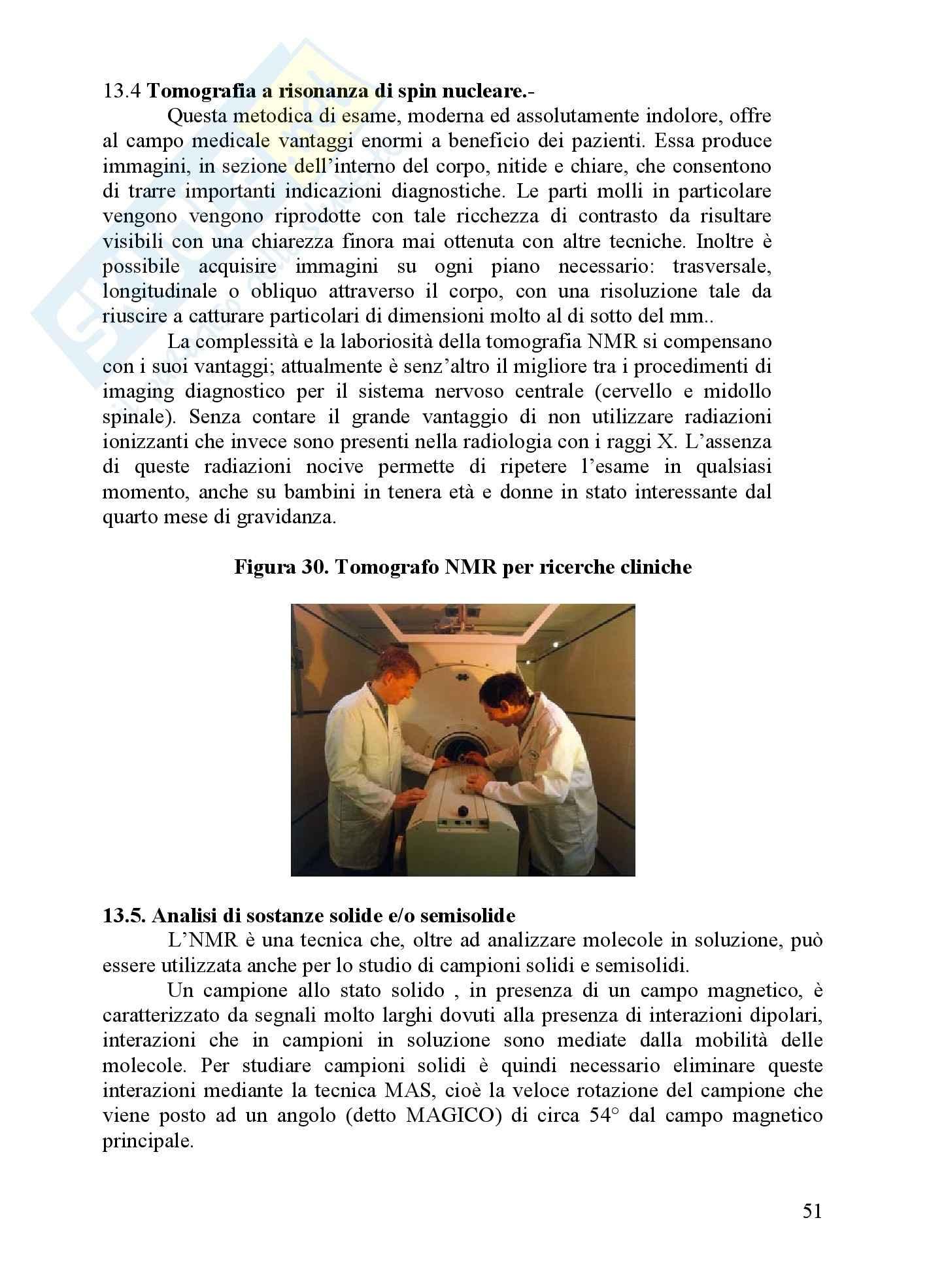 Spettroscopia - spettroscopia nmr Pag. 51