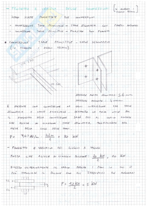 Esercitazione tecniche delle costruzioni Pag. 16