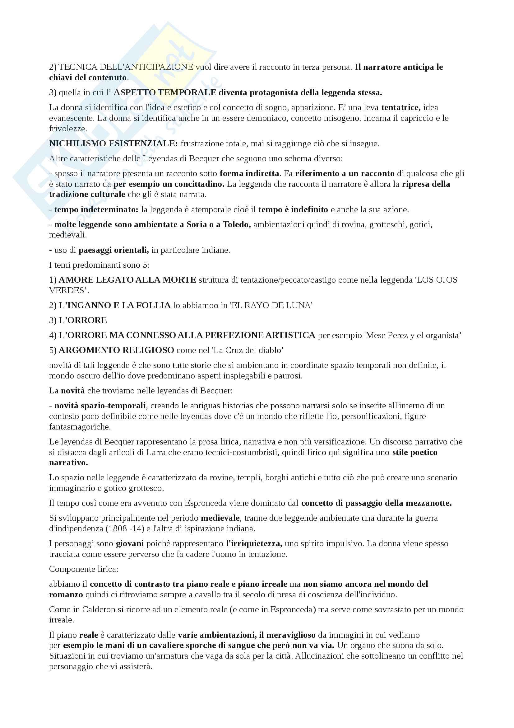 Appunti su Bécquer Pag. 2
