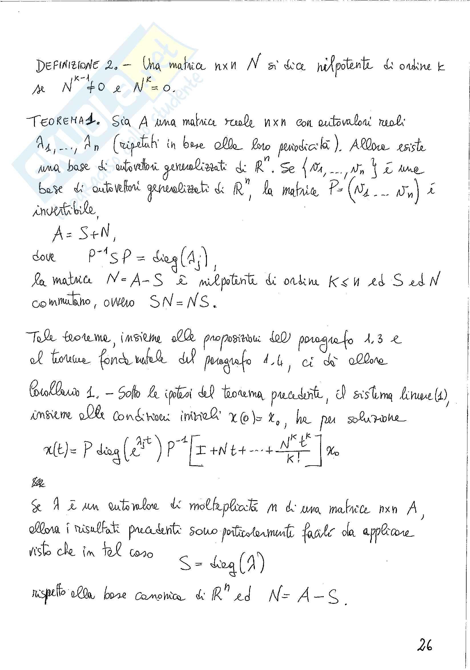 Biforcazione - Teoria Pag. 36
