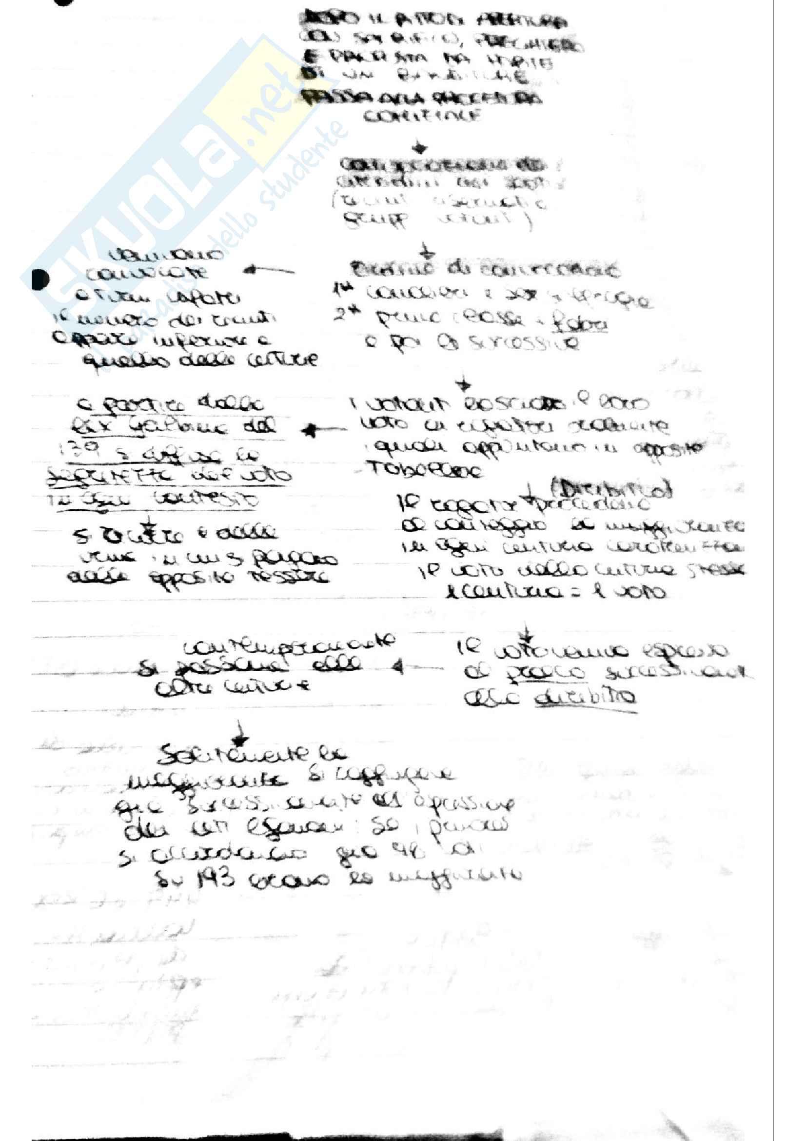 Appunti a mano di storia del diritto romano Pag. 21