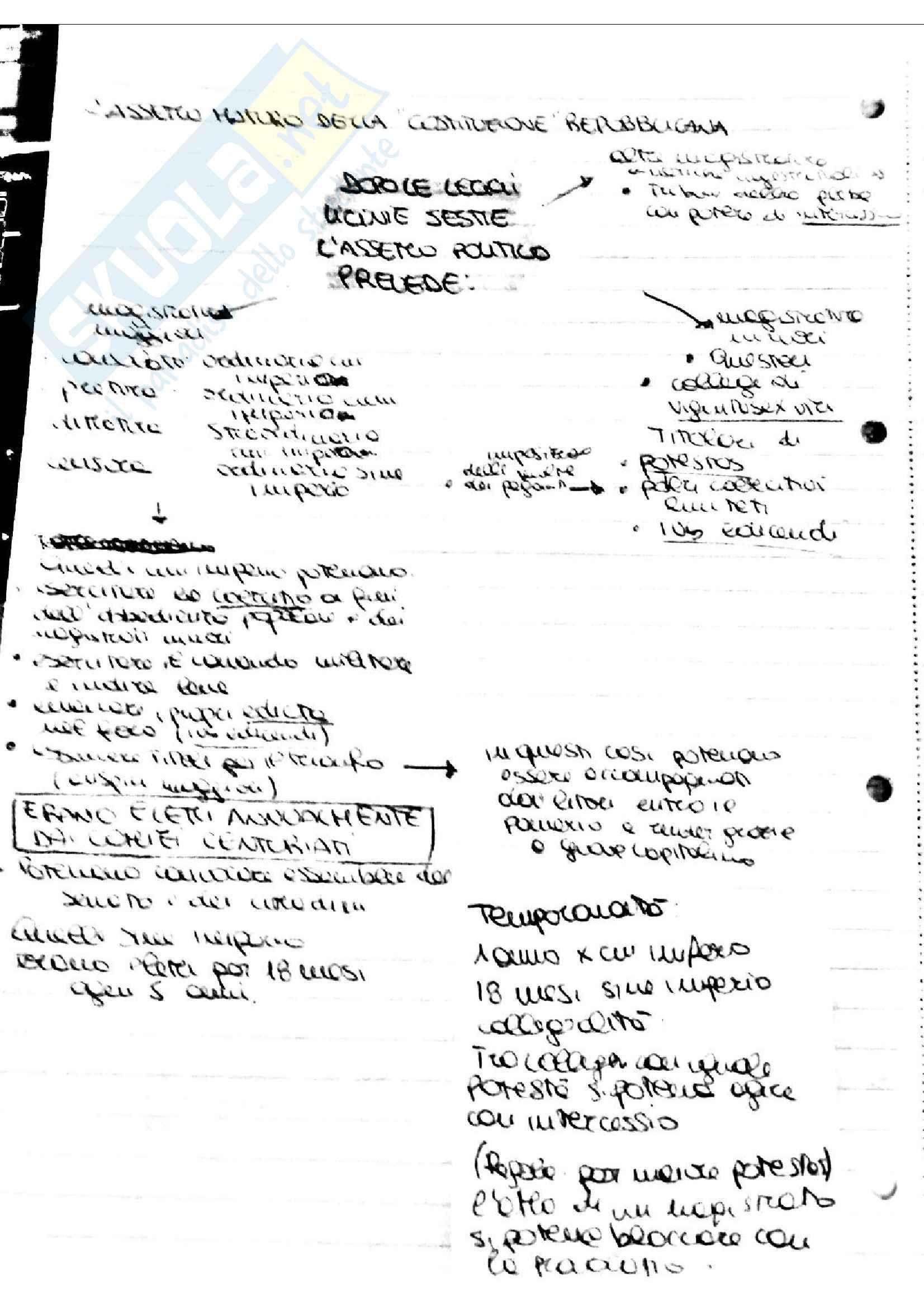 Appunti a mano di storia del diritto romano Pag. 36
