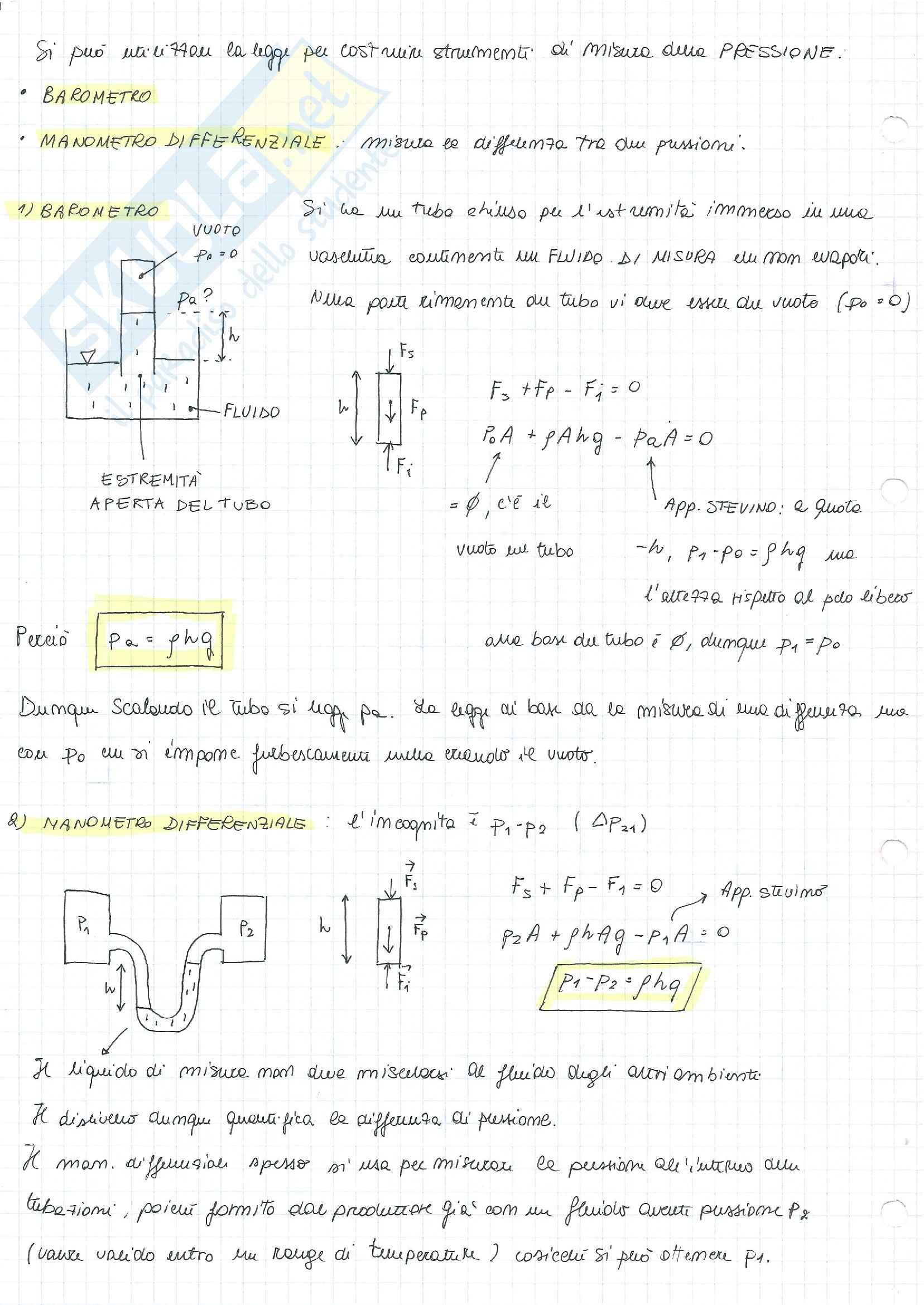 Fisica Tecnica, teoria + formulario + esercizi + risposte a domande di teoria Pag. 2