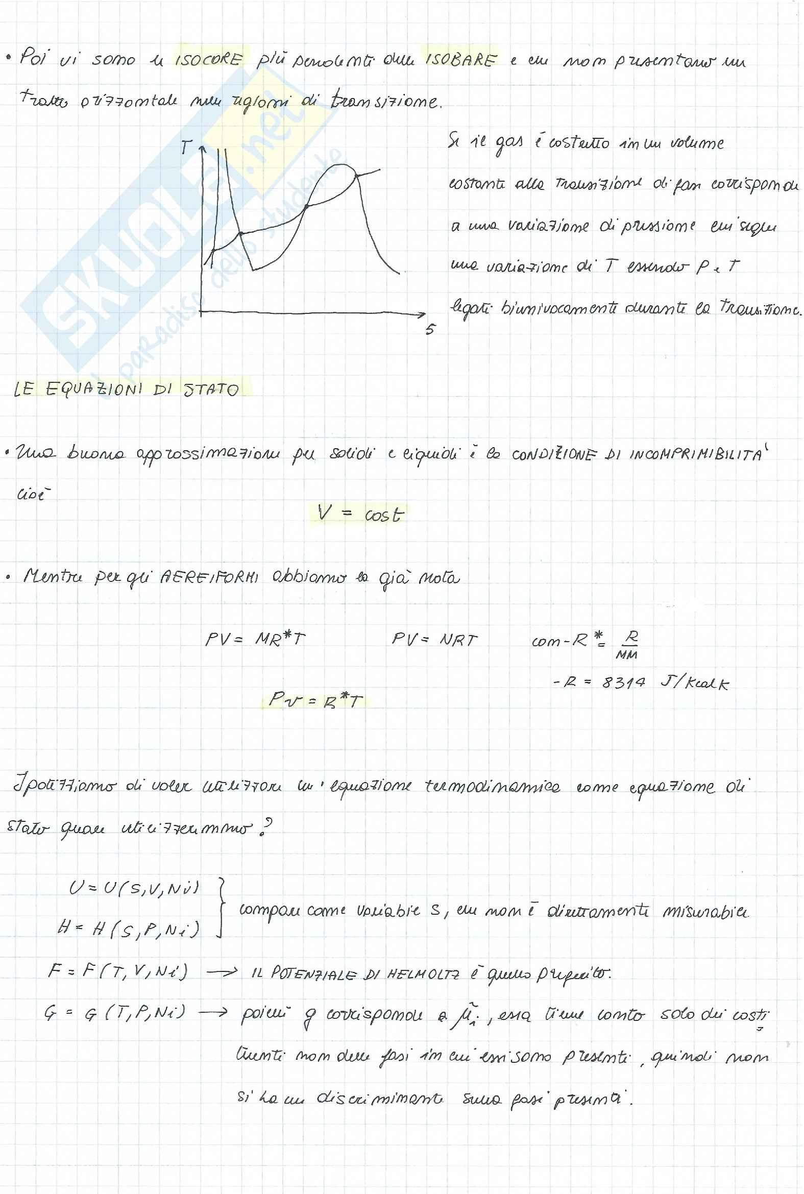Fisica Tecnica, teoria + formulario + esercizi + risposte a domande di teoria Pag. 31