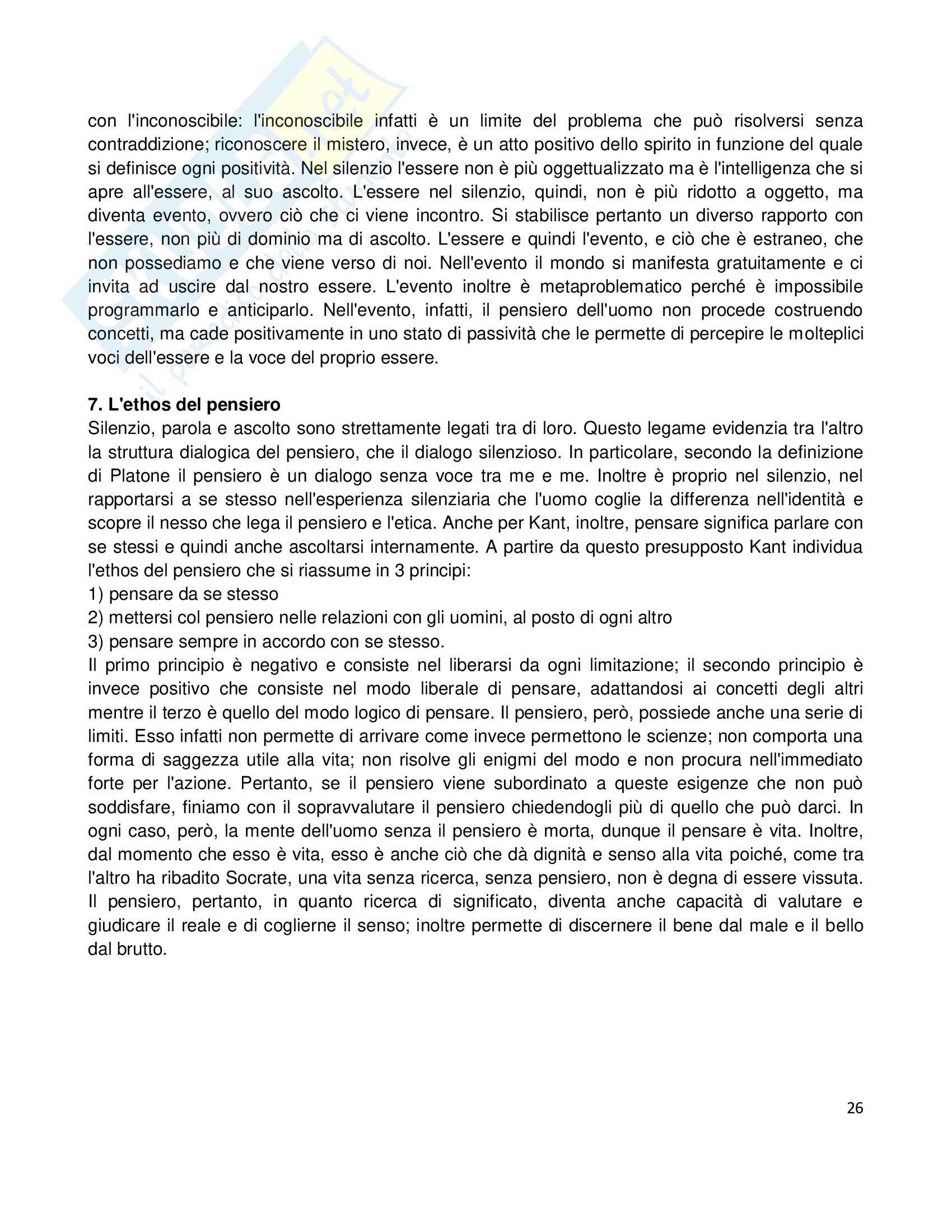 Riassunto esame Etica della Comunicazione, prof. Bellino, libro consigliato Persona e Ragionevolezza Pag. 26