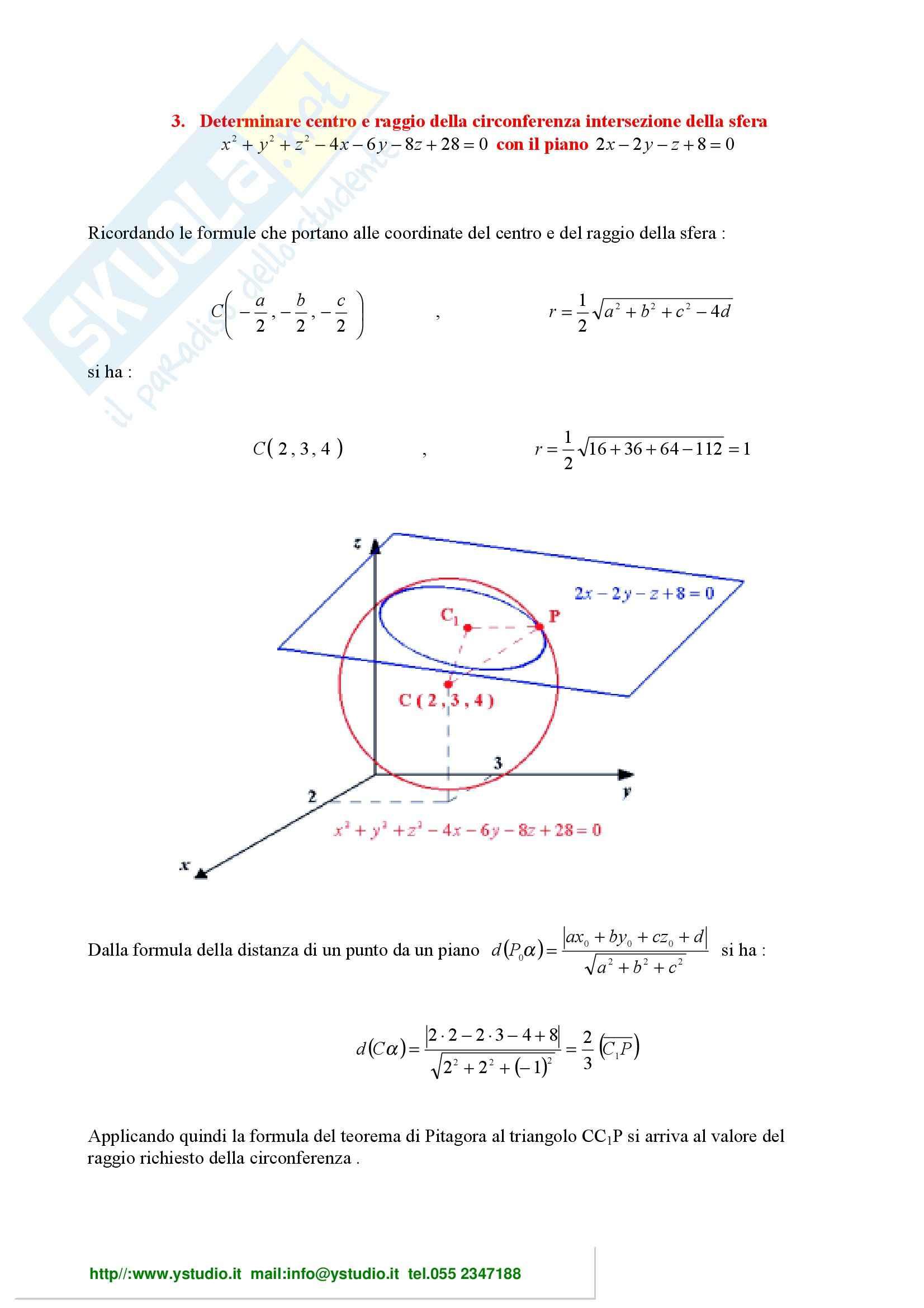 Analisi 2 – Equazioni Pag. 36
