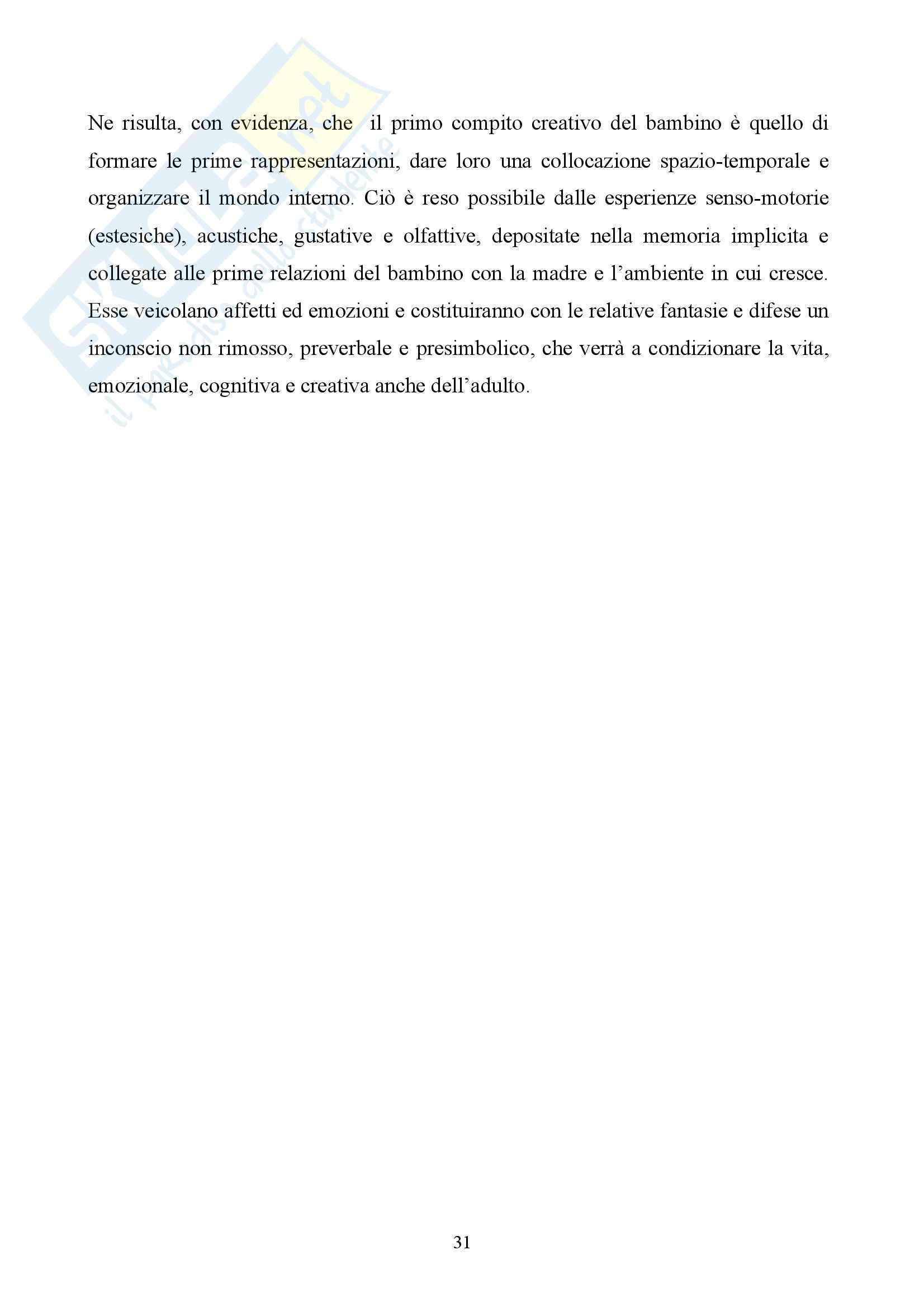 Laboratorio teoria delle emozioni - teorie delle emozioni Pag. 31