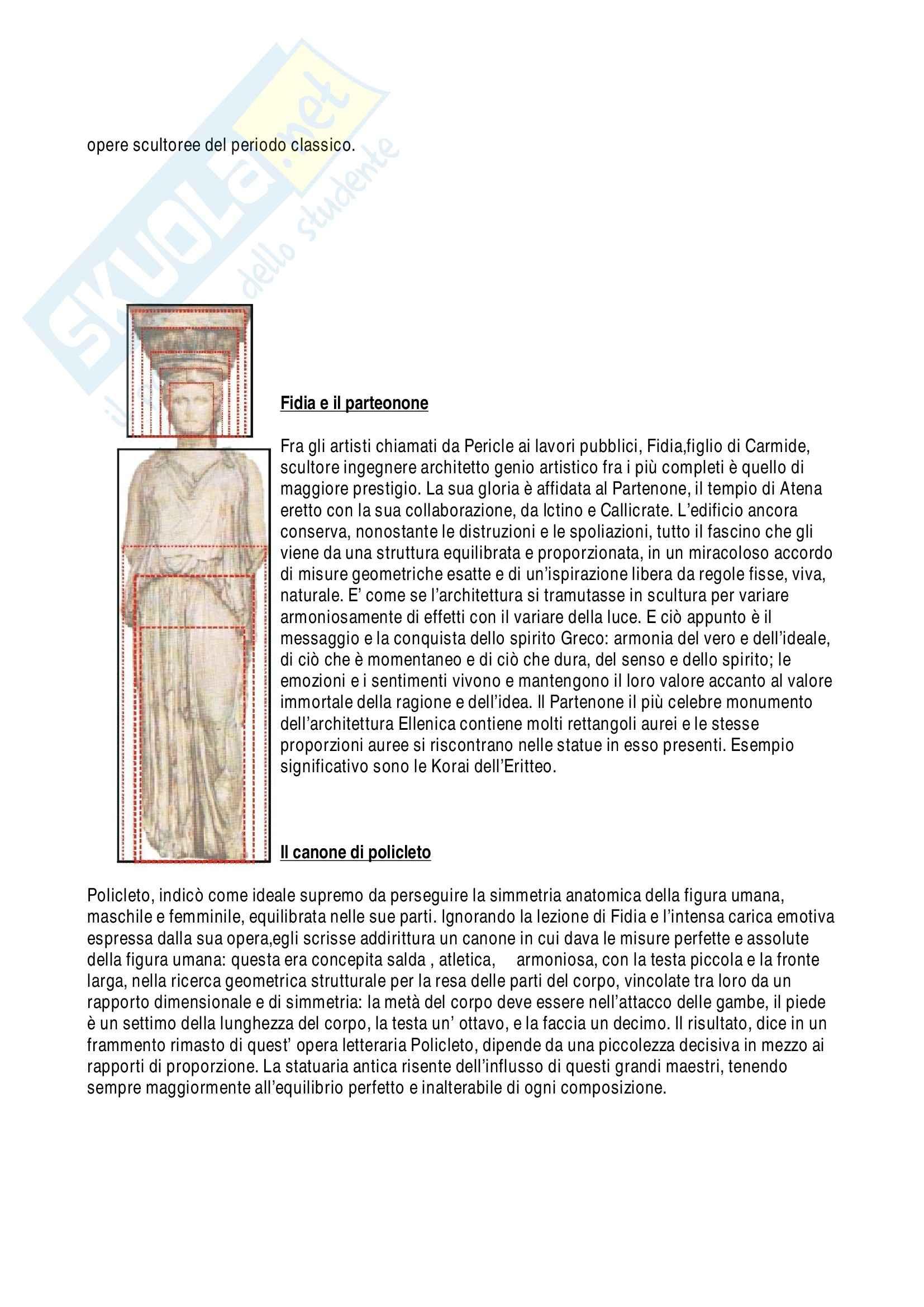 Tecniche costruttuive - sezione Aurea - Analisi Pag. 21