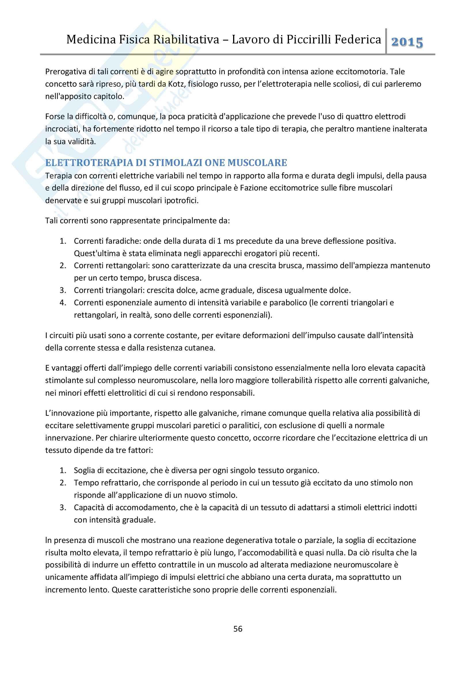 Medicina fisica riabilitativa Pag. 56